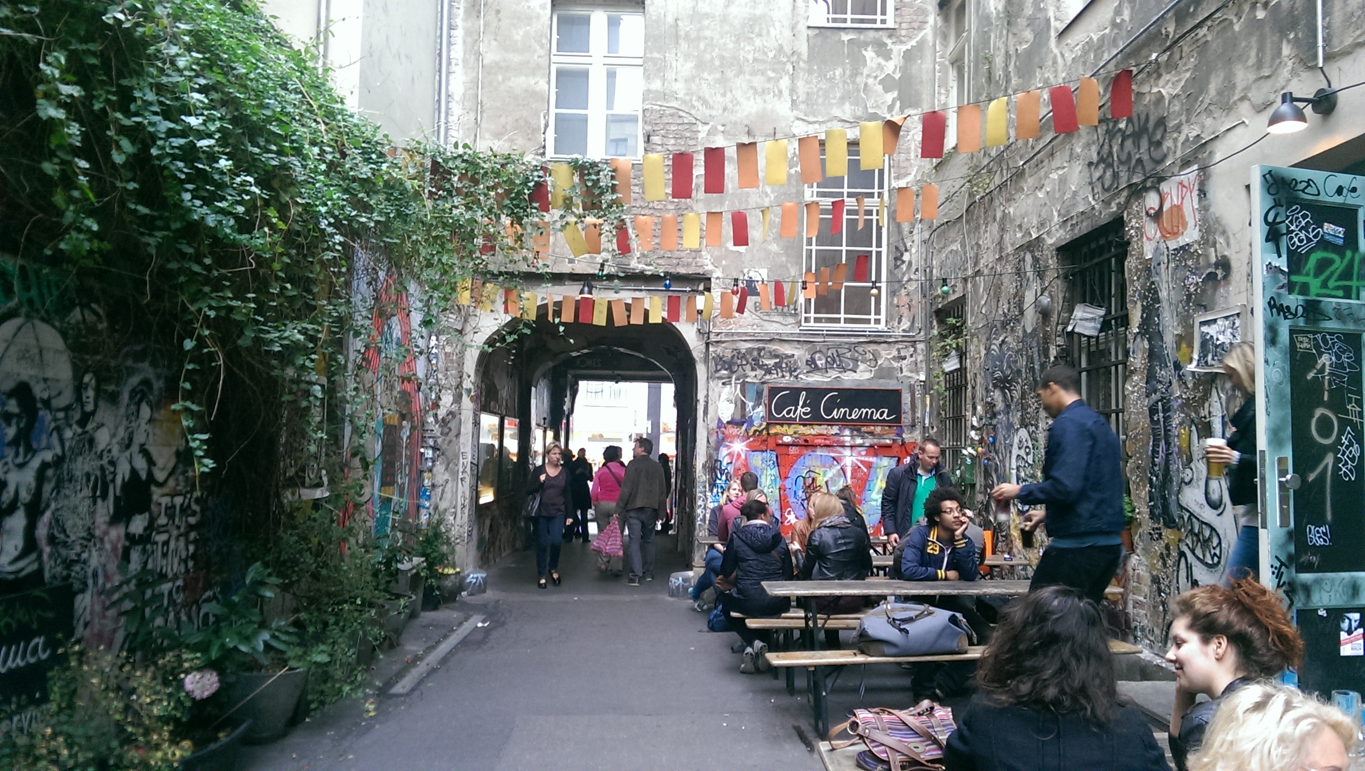 Cafe Mezzo Berlin