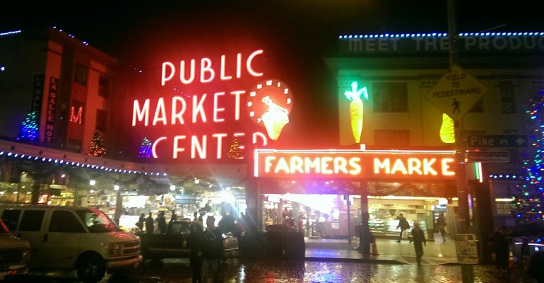 Markets in Seattle