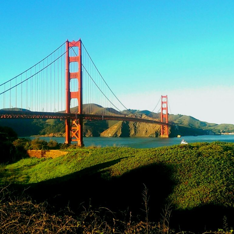 That famous bridge...