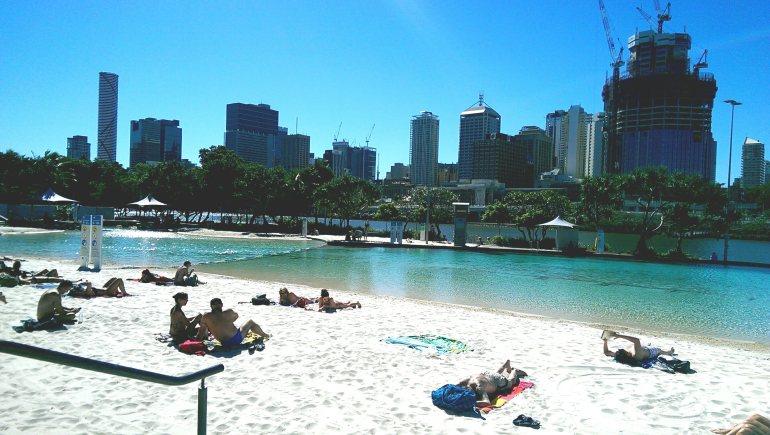 Brisbane's South Bank