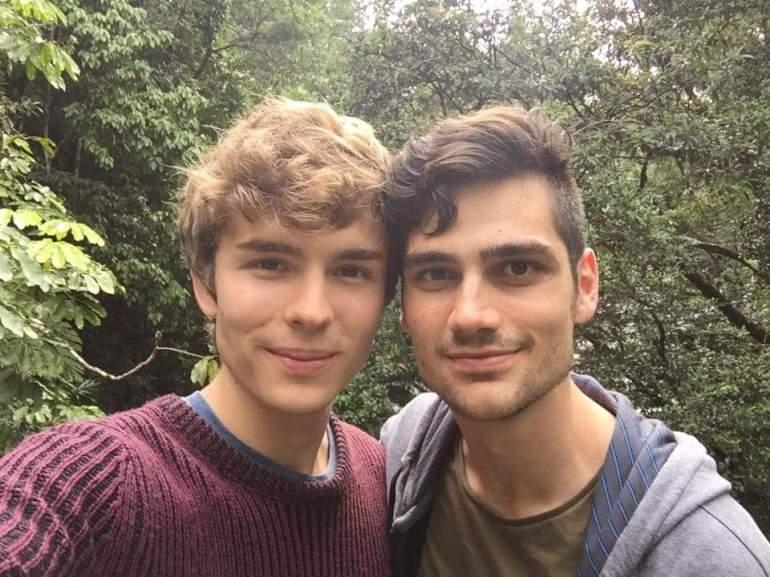 Jake and I